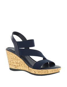 Easy Street Piceno Wedge Sandals