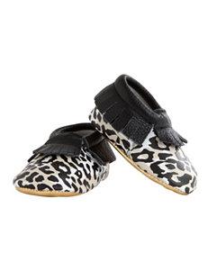 Itzy Ritzy Cheetah Girl Crib Shoes – Baby 0-18 Mos.