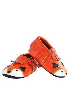 Itzy Ritzy Little Fox Crib Shoes – Baby 0-18 Mos.
