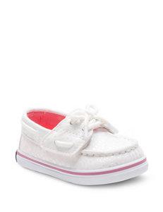 Sperry Seabright Jr Crib Shoes –Baby 1-4