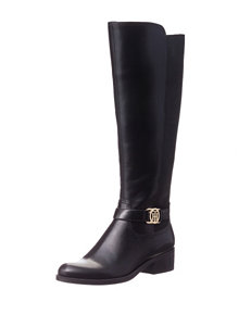 Tommy Hilfiger Global Tall Boots