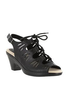 Easy Street Kitt Lace Up Sandals