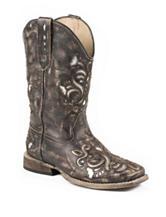 Roper Belle Western Boots – Girls 9-3