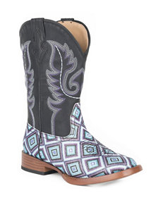 Roper Glitter Diamonds Boots