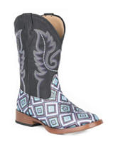 Roper Glitter Diamonds Boots