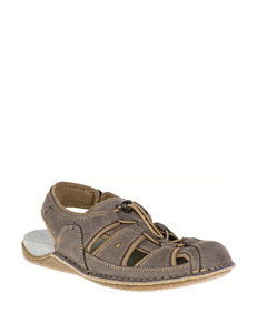 Hush Puppies Grey