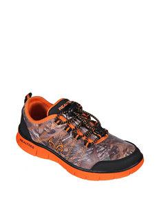 Realtree® Eagle Athletic Shoes – Boys 11-5