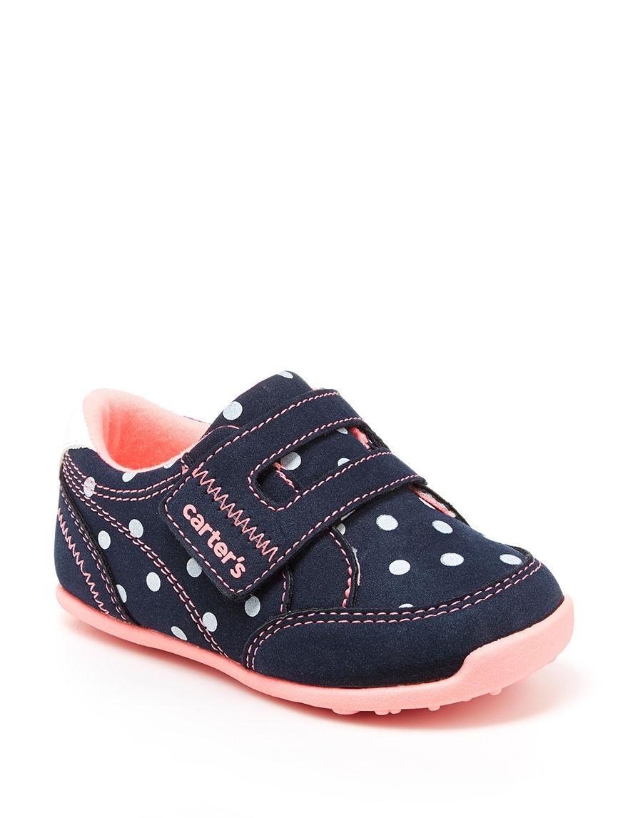 Carter's Navy / Pink