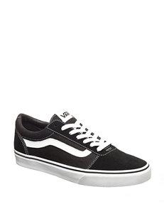Vans Black /  White