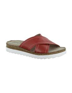 Bella Vita Fasano Slide Sandals