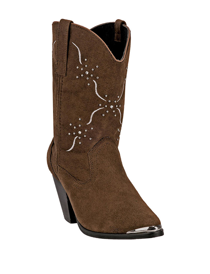 Dingo Chocolate Western & Cowboy Boots