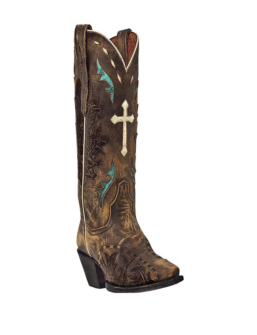 Dan Post Tan Western & Cowboy Boots