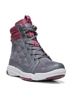 Ryka Grey Rain Boots