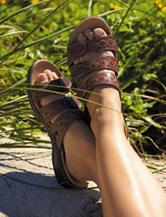 Clarks Leisa Slide Sandals