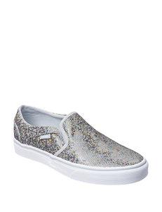 Vans Asher Celebrate Slip-on Shoes
