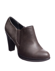 Rialto Grey Ankle Boots & Booties