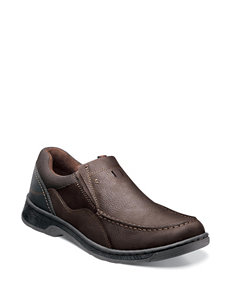 Nunn Bush Brookston Slip-on Shoes