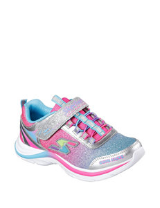 Skechers Pro Nitrate GameKicks Athletic Shoes – Girls 11-4