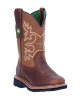 John Deere Growin' Like A Weed Mesquite Boots – Toddlers & Boys 11-3