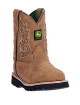 John Deere Everyday Round Toe Boots – Toddlers 4-7