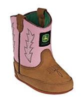 John Deere Johnny Popper Crib Boots – Baby 0-4