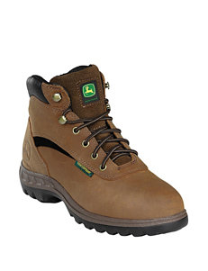 John Deere 5 Inch Waterproof Hiking Boots