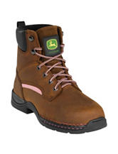 John Deere 6 Inch Tempered Steel Toe Boots