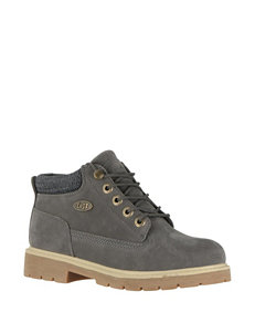 Lugz Charcoal Ankle Boots & Booties