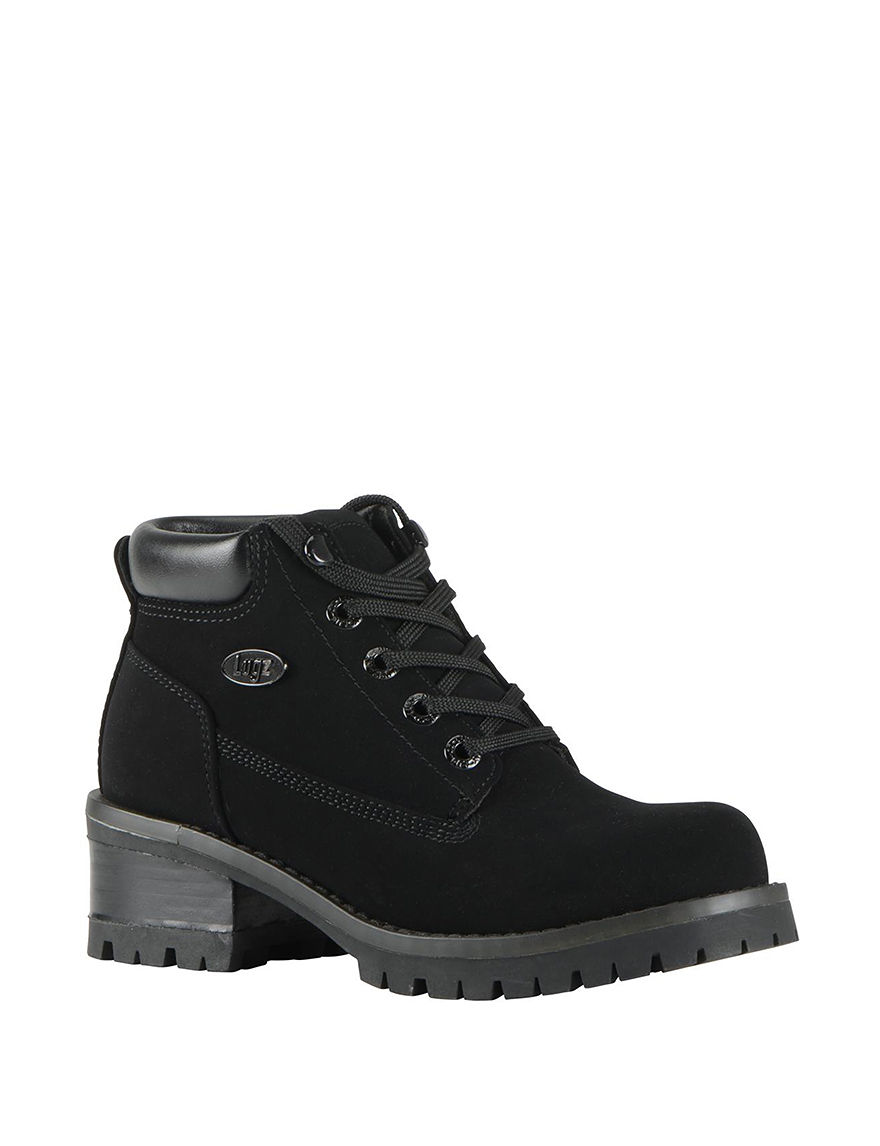 Lugz Black Ankle Boots & Booties