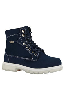 Lugz Navy Ankle Boots & Booties