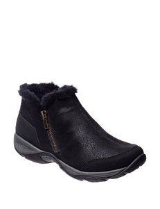 Easy Spirit Black Ankle Boots & Booties Winter Boots