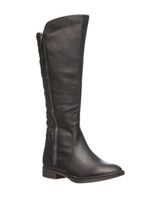 MIA Black Riding Boots