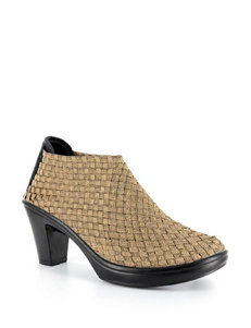 Corkys Bronze Ankle Boots & Booties