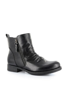 Corkys Black Ankle Boots & Booties