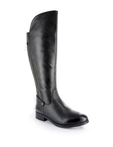 Corkys Black Riding Boots