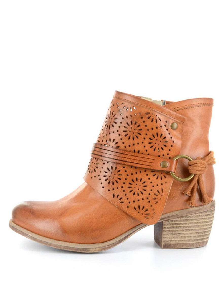 Corkys Brown Ankle Boots & Booties