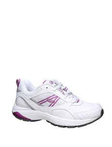 Dr. Scholl's White / Pink