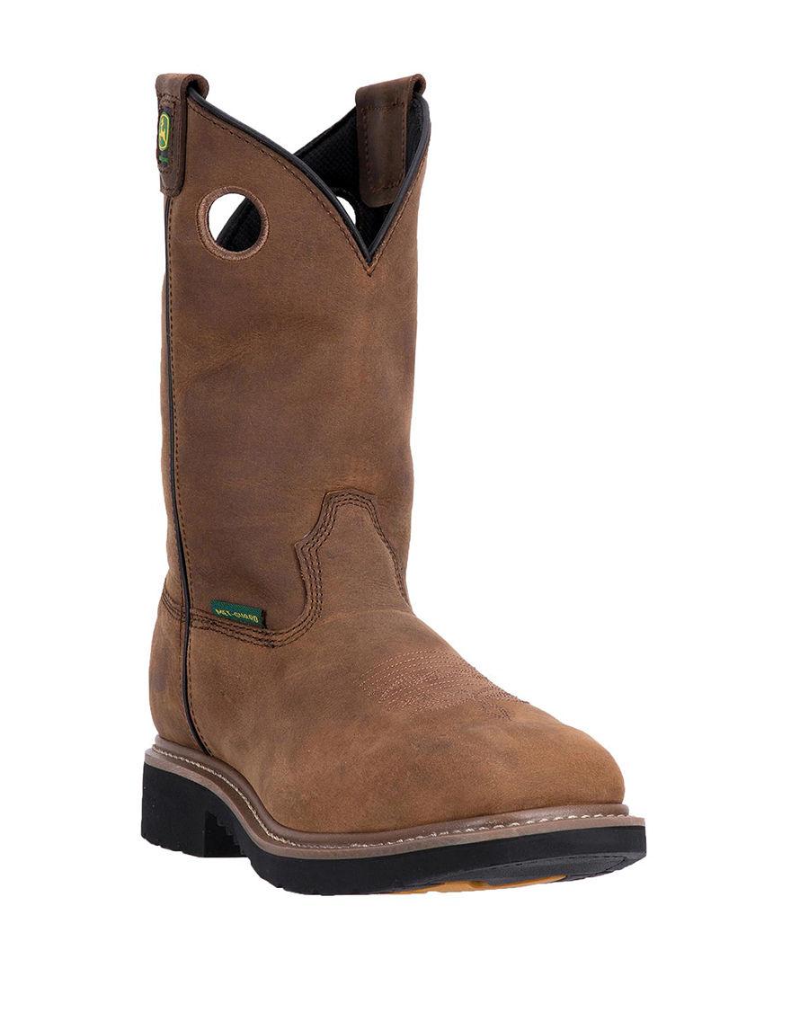 John Deere Medium Brown