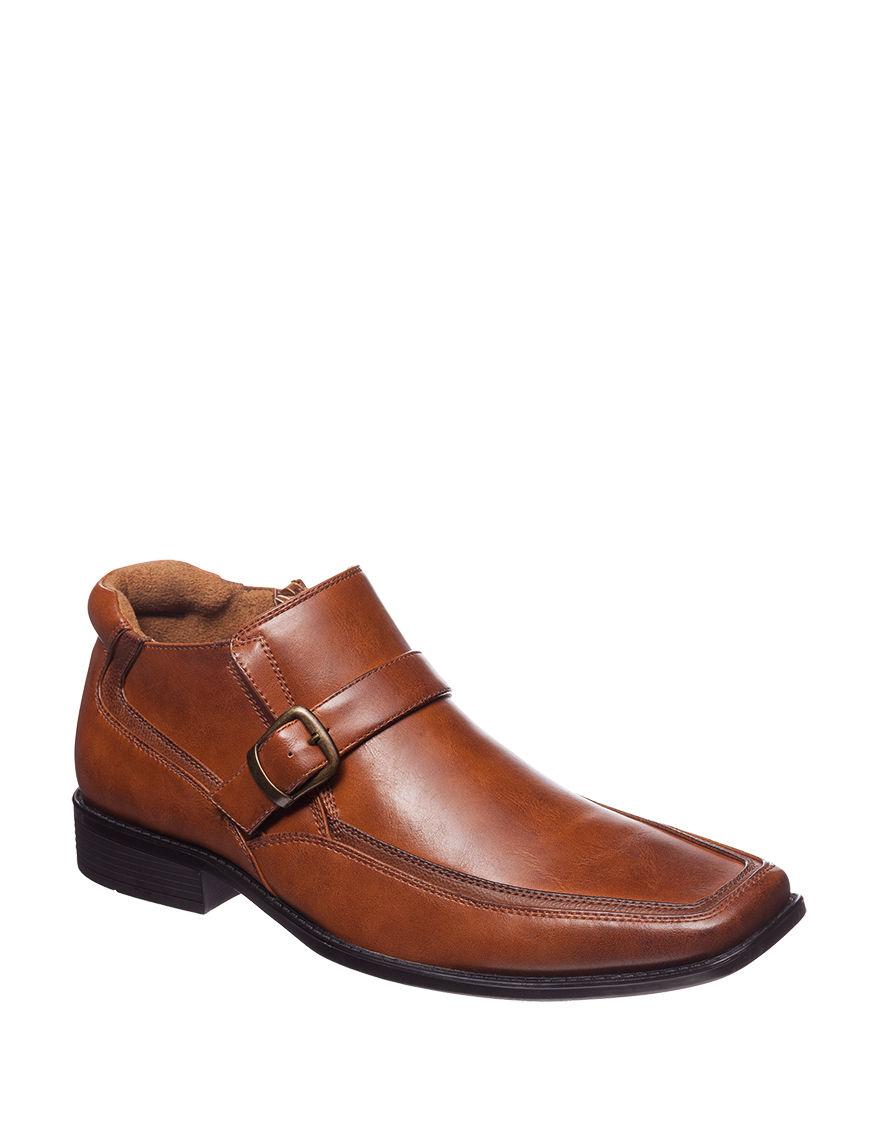 Steve Madden Tan Chukka Boots