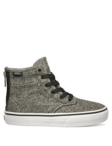Vans Camden High Top Lace-up Shoes