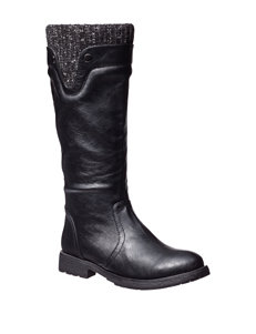 Olivia Miller Black Riding Boots