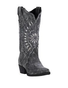 Laredo Grey Western & Cowboy Boots