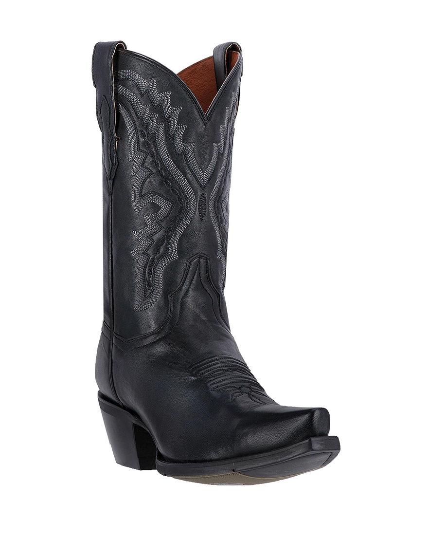 Dan Post Black Western & Cowboy Boots