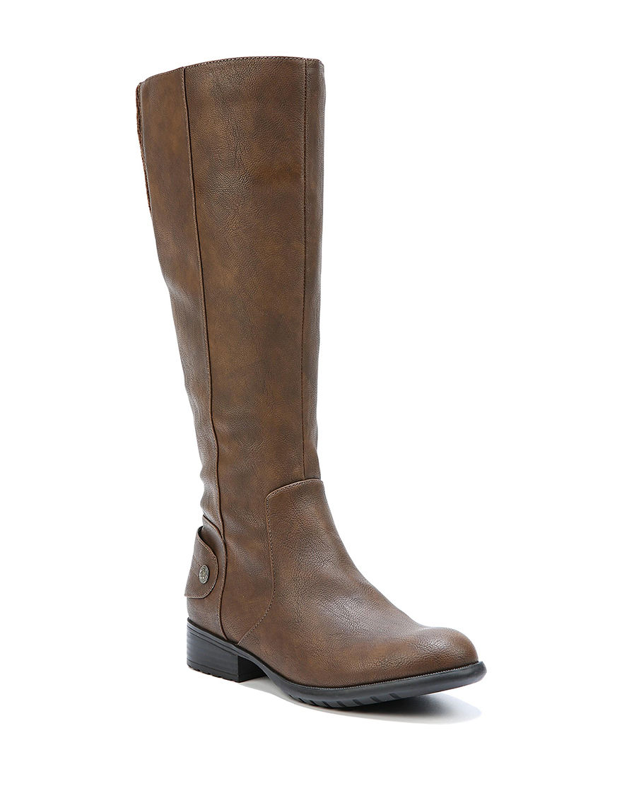 Life Stride Tan Riding Boots