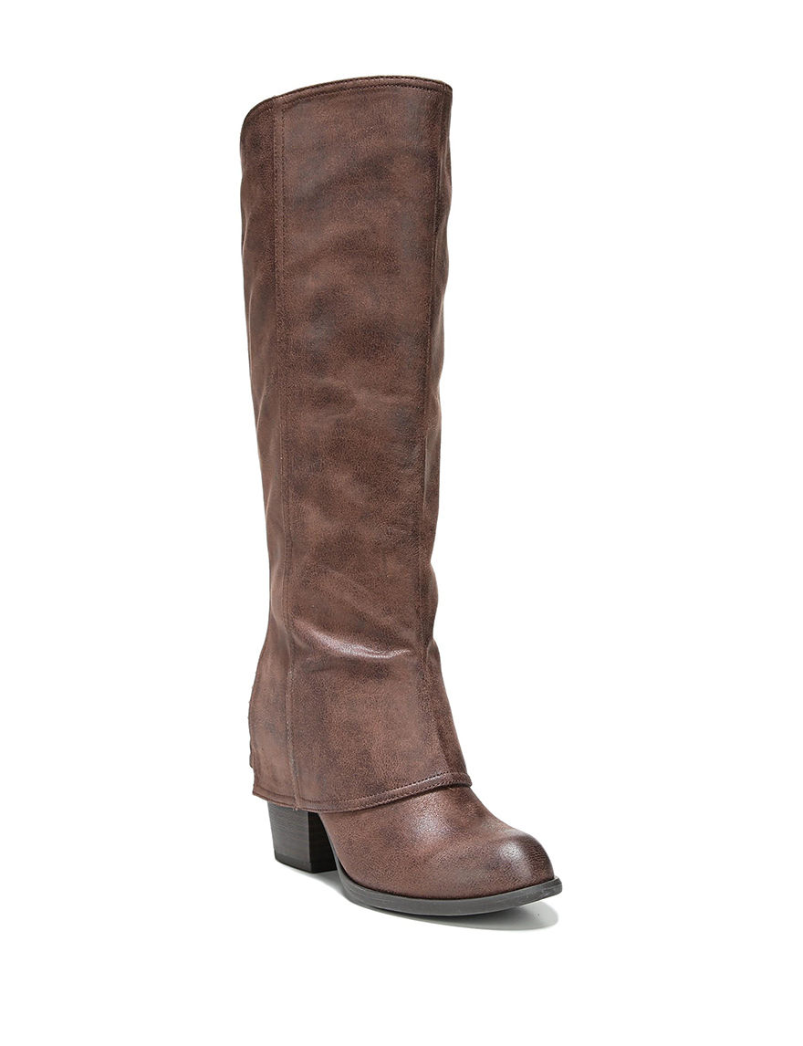 Fergie Sand Riding Boots