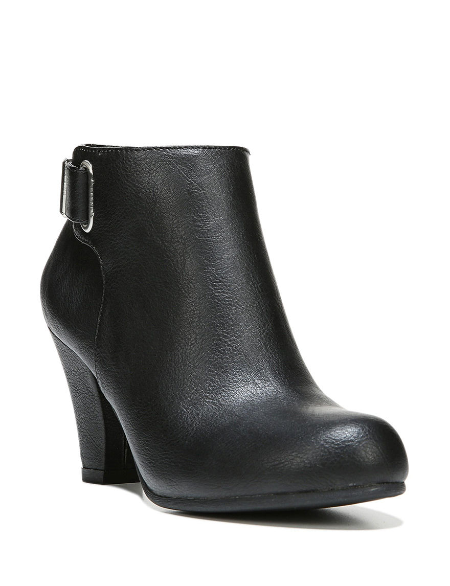 Fergalicious by Fergie Black Ankle Boots & Booties