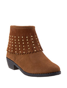 Kensie Ava Ankle Boots – Girls 12-4