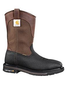 Carhartt Brown Steel Toe