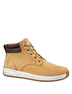 Carhartt® Wedge Wheat Soft Toe Boots