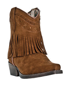 Laredo Zena Western Boots – Girls 8-2